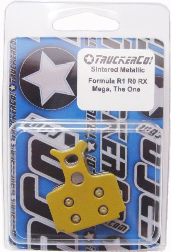 Sintered Metallic brake pads Formula R1, RR1, C1, R0, RX , Mega, The One