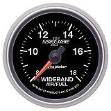 """Auto Meter 3670 Sport-Comp II 2-1/16"""" Wideband"""