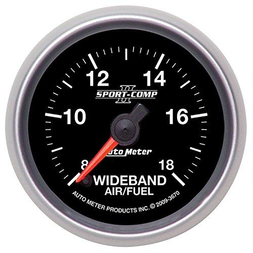 (Auto Meter 3670 Sport-Comp II 2-1/16