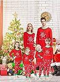 Matching Family Pajamas snowflake Pjs Christmas