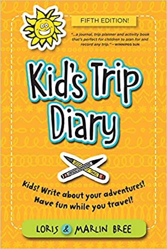 amazon kid s trip diary loris bree marlin bree general