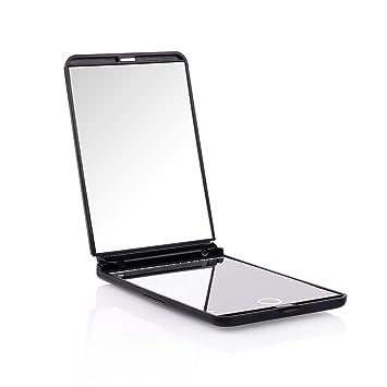 Portable Vanity Mirror With Lights Unique Amazon DUcare Portable Vanity Mirror Led Lighted Lights 60 60X