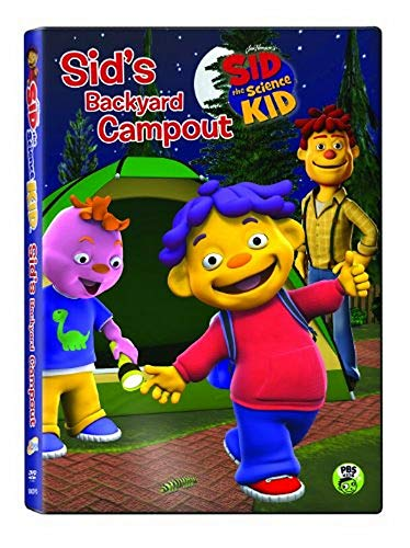 Sid The Science Kid: Sid's Backyard Camp Out ()