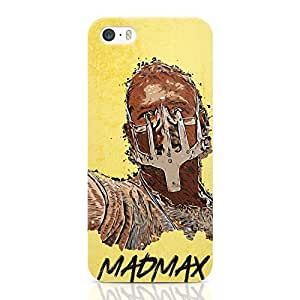 Loud Universe MadMax Max Artwork iPhone 5 / 5s Cover with 3d Wrap around Edges