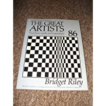 BRIDGET RILEY : The Great Artists, Their Lives, Work And Inspiration : Part 86 (THE GREAT ARTISTS)