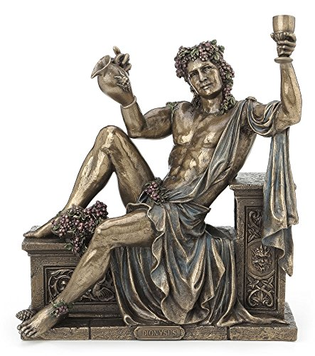 - Dionysus - Greek God of Wine and Festivity Statue