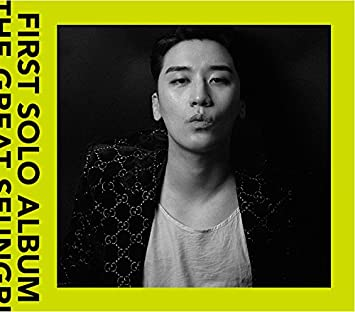 amazon スンリ ビックバン the great seungri melon ver 1st