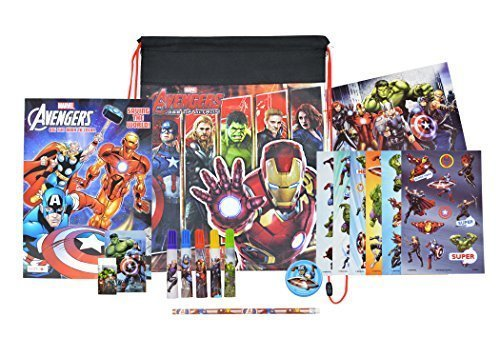 marvel avengers school supplies - 3