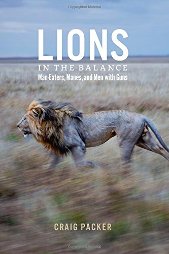Lions in the Balance…
