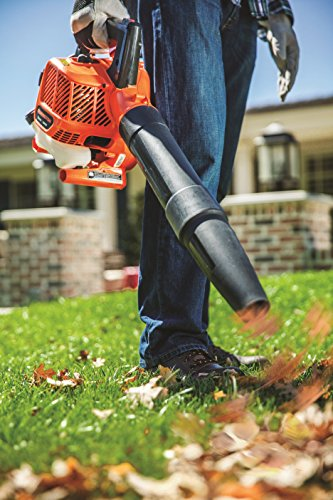 Remington RM125 Brave 25cc 2-Cycle Gas Leaf Blower