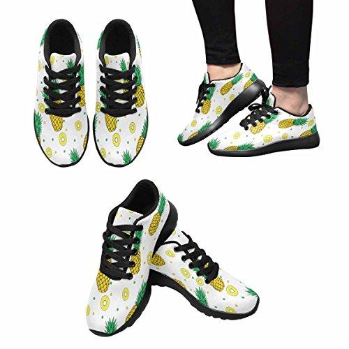 Interestprint Femmes Jogging Running Sneaker Léger Aller Facile Marche Confort Sport Chaussures De Course Multi 6