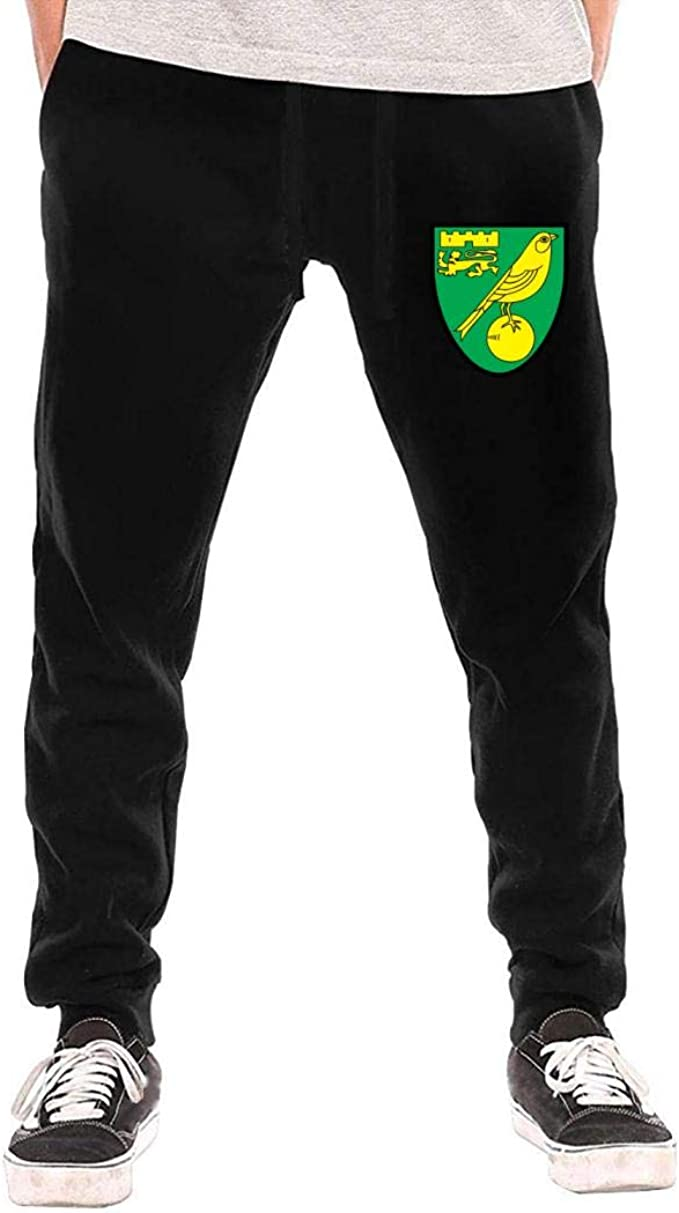 Lemonder Norw-ich Ci-ty F.C - Pantalones de chándal Unisex para ...