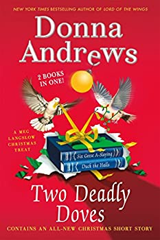 Two Deadly Doves 125007438X Book Cover