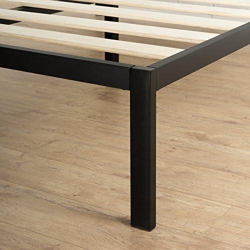 home, kitchen, furniture, bedroom furniture, beds, frames, bases,  beds 9 discount Zinus Mia Modern Studio 14 Inch Platform 1500H deals