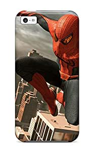 New Diy Design The Amazing Spider-man 18 For Iphone 5c Cases Comfortable For Lovers And Friends For Christmas Gifts