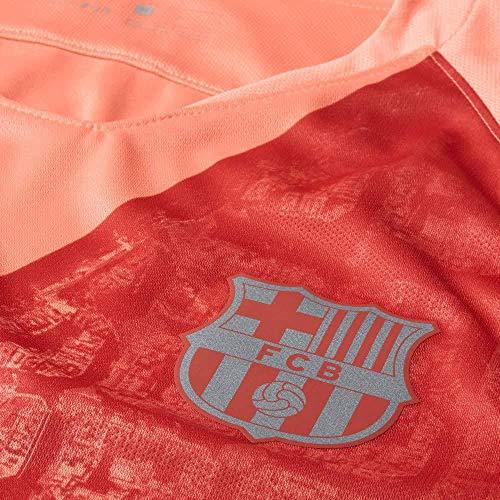 Rosa Multicolore argento Ss 3r Uomo Jsy Nk Antomico shirt Stad Chiaro Brt Nike Fcb M T ZWCw7qq4Ax