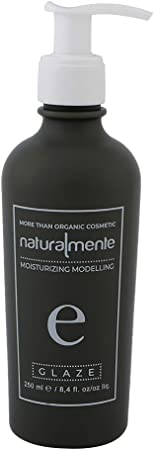 Naturalmente – Gel Basic Glaze hidratante modelador, de la línea Basic, 250 ml: Amazon.es: Belleza