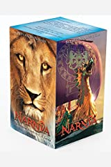 Chronicles of Narnia Box Set Paperback