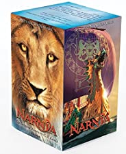 The Chronicles of Narnia Movie Tie-In 7-Book Box Set: 7 Books in 1 Box Set
