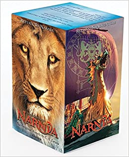 Chronicles of Narnia Box Set Paperback – Box set