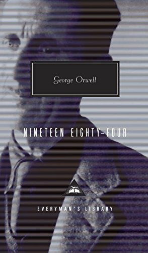Book cover for Nineteen Eighty-Four