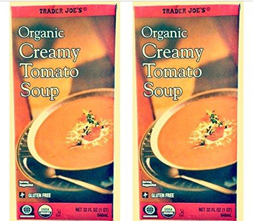 Trader Joes Organic Creamy Tomato