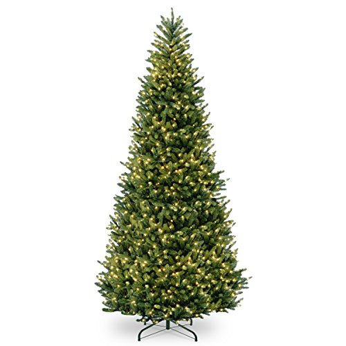 National Tree Fraser 12' Natural Fir Slim Tree ()