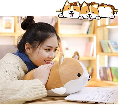 Cute Funny Corgi Dog Butt Plush Pillows Soft Toys