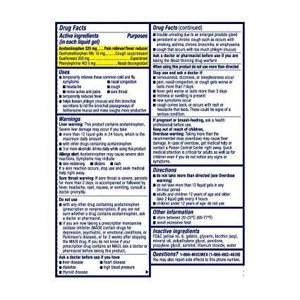 Mucinex Fast-Max Max Strength, Cold, Flu, & Sore Throat Liquid Gels, 16ct