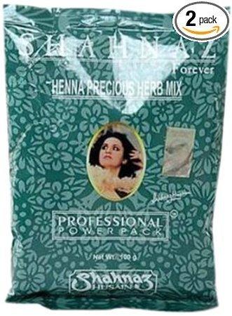 Shahnaz Husain Shahnaz Forever Henna Precious Herb Mix 100g (pack of 2) by Shahnaz Husain