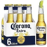 Bière - Corona Extra - Biere blonde 6x35,5cl 4,5°
