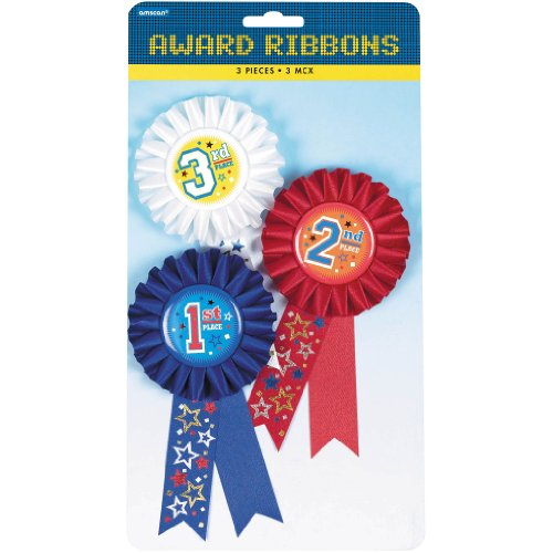Award Ribbons,