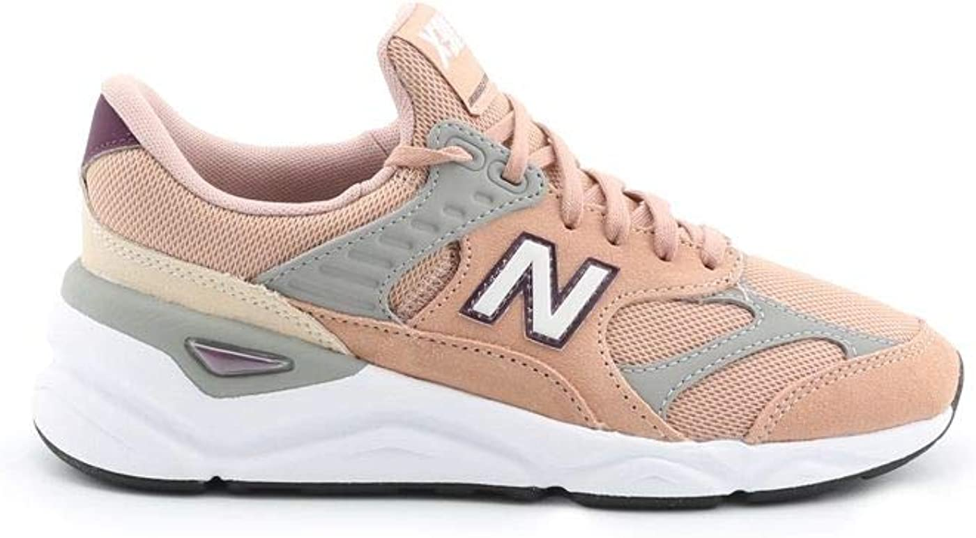 Luxury Fashion | New Balance Mujer WSX90RPA Rosa Zapatillas | Temporada Outlet: Amazon.es: Zapatos y complementos
