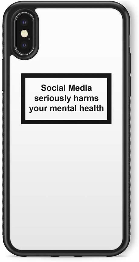 ONECOVER Cover iPhone 6/6S - Social Media Warning Collection ...