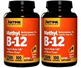 Cheap Jarrow Formulas – Methyl B-12, Tropical Flavor, 2500 mcg, 100 Lozenges