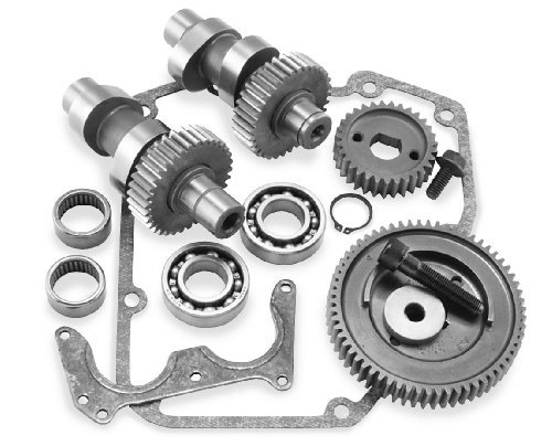S&S Cycle Complete Gear Drive 510G Camshaft Kit (Gear Drive Kit)