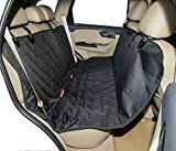 INNX Quilted Pets Car Seat Cover Hammock Covertible Canine Dog Car Seat Protector Non Slip and Waterproof for Sedan Cars, Trucks, SUVs or Minivans Bench Rear, Standard Size 58″L x 54″W For Sale