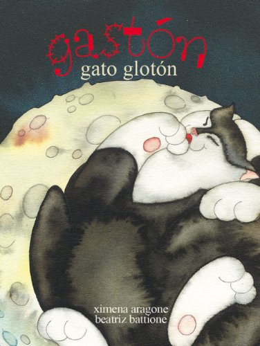 Gastón gato glotón (Gato Gastón nº 1) (Spanish Edition) by [Aragone