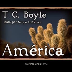 America (Texto Completo) Hörbuch