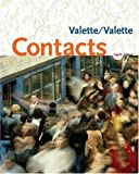 Contacts : Langue et Culture Françaises, Valette, Jean-Paul and Valette, Rebecca M., 0618395784