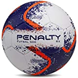Bola Futsal RX 500 R2 Fusion VIII Penalty 64 cm Roxo