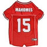 89111619c NFLPA DOG JERSEY - PATRICK MAHOMES II  15 Pet Jersey - NFL KANSAS CITY  CHIEFS