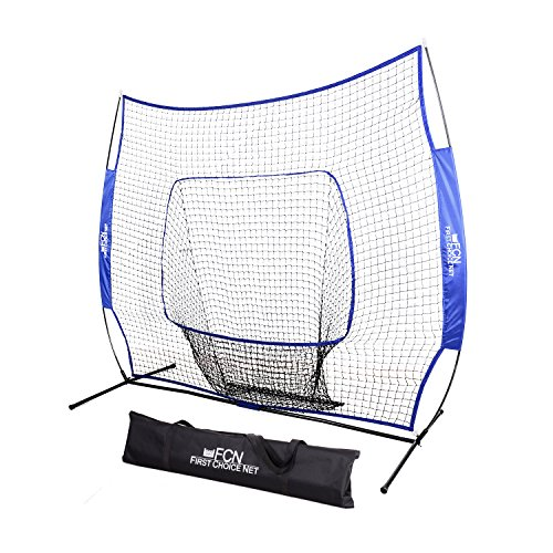 FCN Professional Baseball and Softball Practice Net Now $32.98 (Was $65.97)