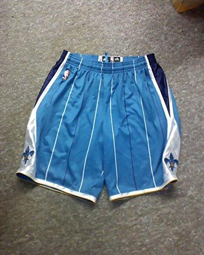 - Darryl Watkins New Orleans Hornets Game Worn Shorts