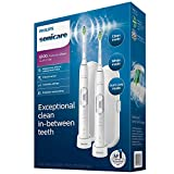 Philips Sonicare ProtectiveClean 6100 Rechargeable Toothbrush, White (2 pk.)