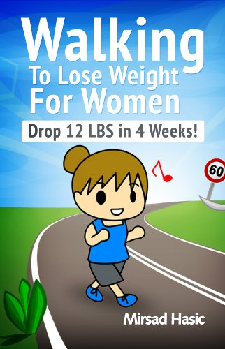 Walking to Lose Weight for Women  The Bulletproof Plan for Losing 12 LBS in 4 Weeks