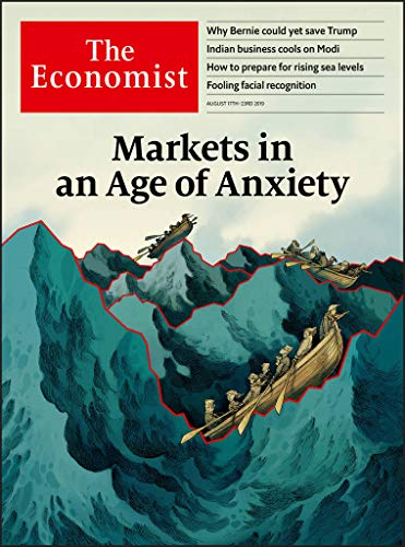 The Economist - US Edition (Best Magazines To Subscribe To 2019)