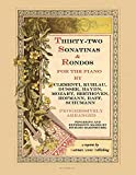 img - for Thirty-Two Sonatinas and Rondos for Piano book / textbook / text book