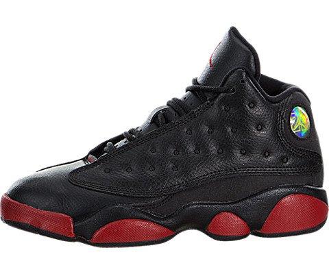 Nike Air Jordan Retro 13 (BP) Black Gym Red Size 2Y by NIKE