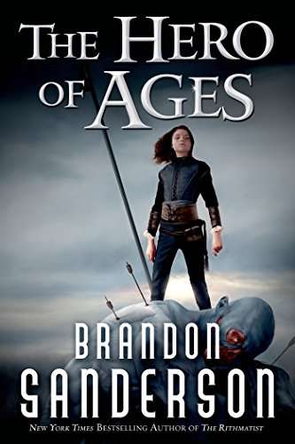 The Hero of Ages: A Mistborn Novel